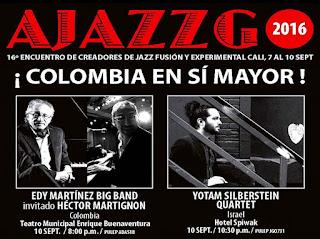 El Festival Ajazzgo homenajeará al maestro Eddy Martínez / stereojazz