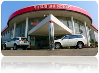 Dealer resmi Mitsubishi