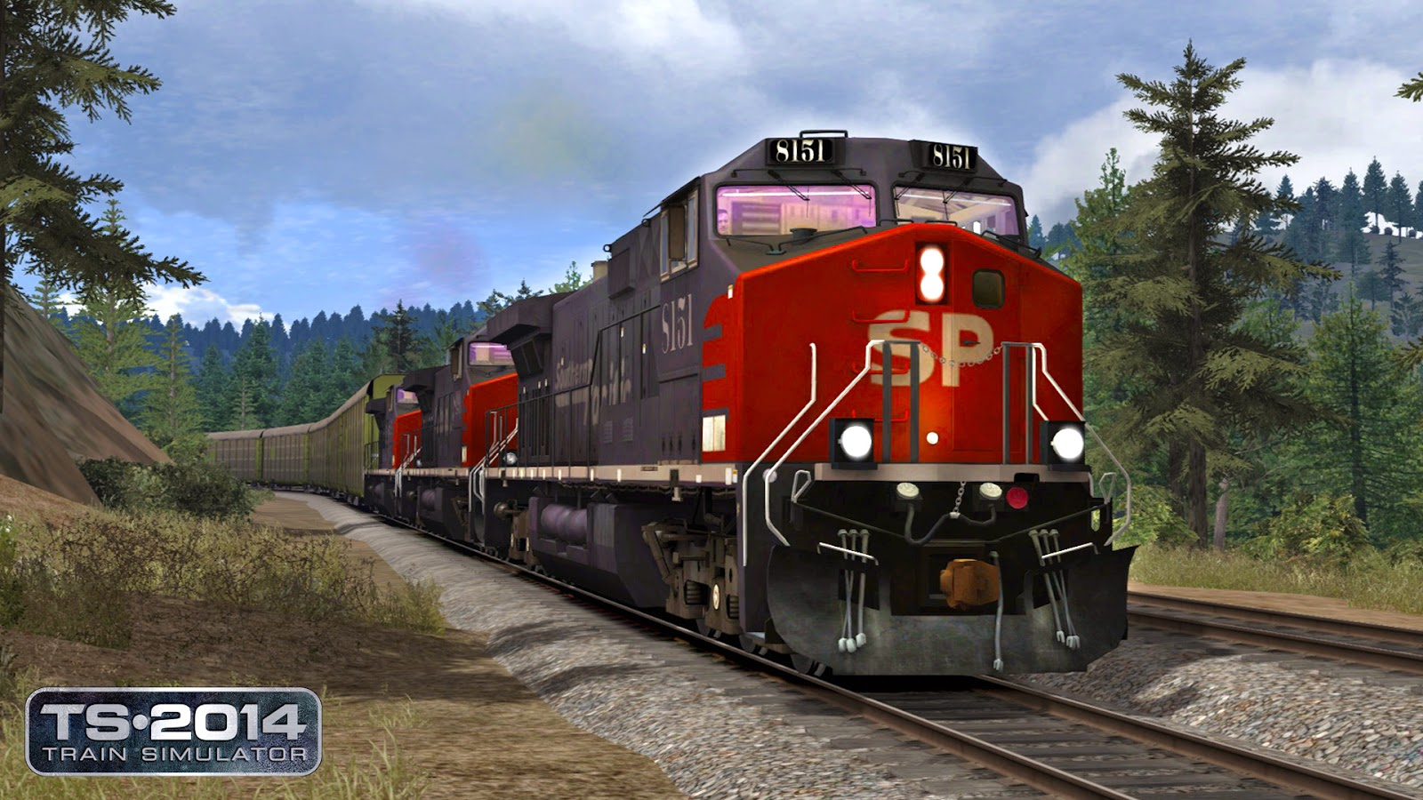 Train Simulator 2014 Highly Compressed