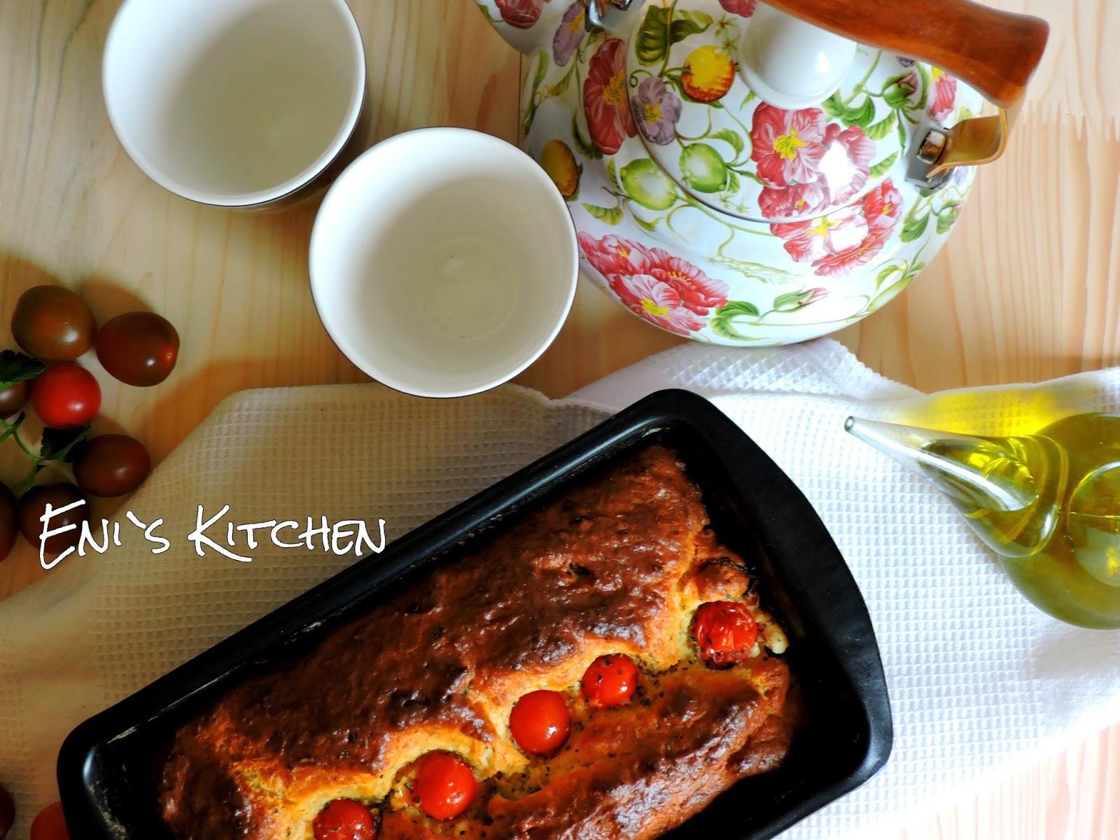 Cake Feta Tomates Sechees Lait Gloria