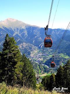 Teleférico de Andorra