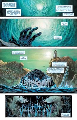 """Batman: The Drowned"" num.1 - DC Comics."