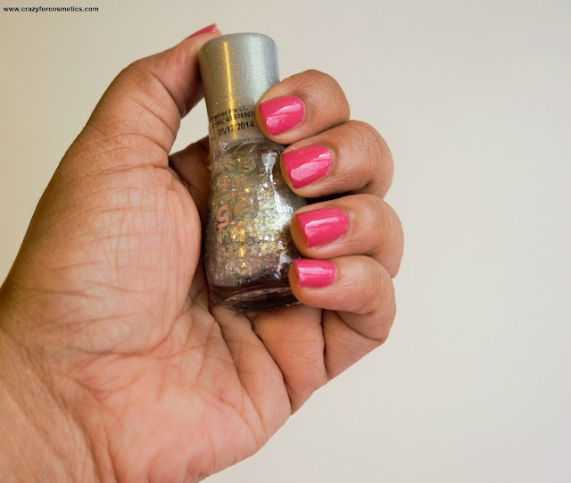 Essence Gel Nail Polish in Girl's Best Friend