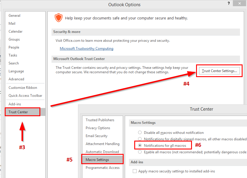 Outlook SMB Email Plugin
