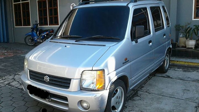 Suzuki Karimun tahun 2001 bekas