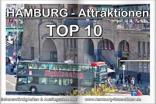 Hamburg Sehenswürdigkeiten Top 10, Hamburg Top 10