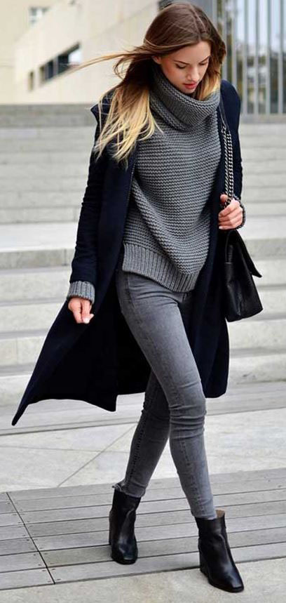 Brilliant Winter Outfits To Wear Now #winteroutfits