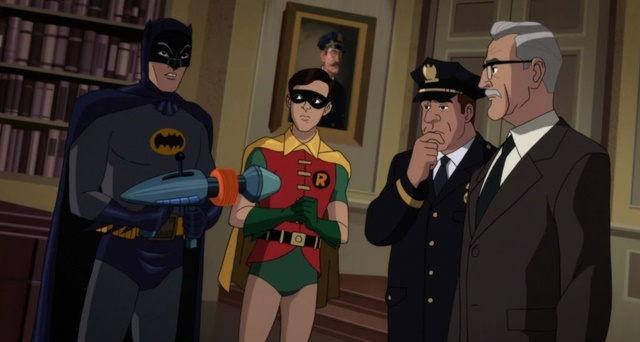 Batman: El Regreso Del Enmascarado (2016) HD 1080p Latino