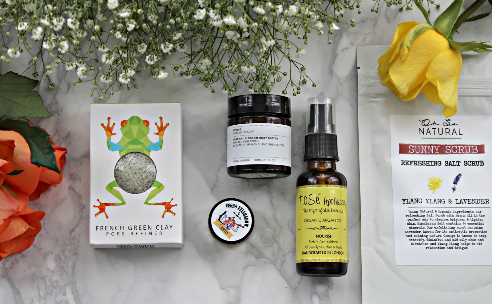 Natural Beauty Box – Queen of the Nile edition