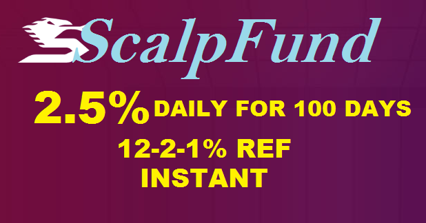 Bitcoin FORUM: SCALP- FUND investment review