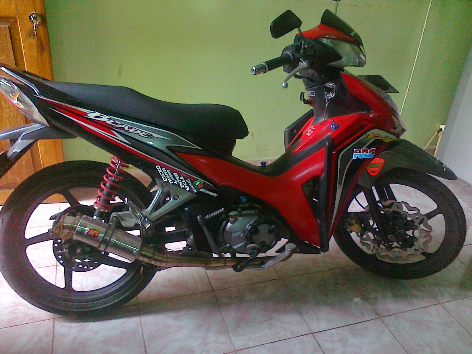 Sriwijaya Honda Blade: DAFTAR CELAH KLEP PADA SEPEDA MOTOR