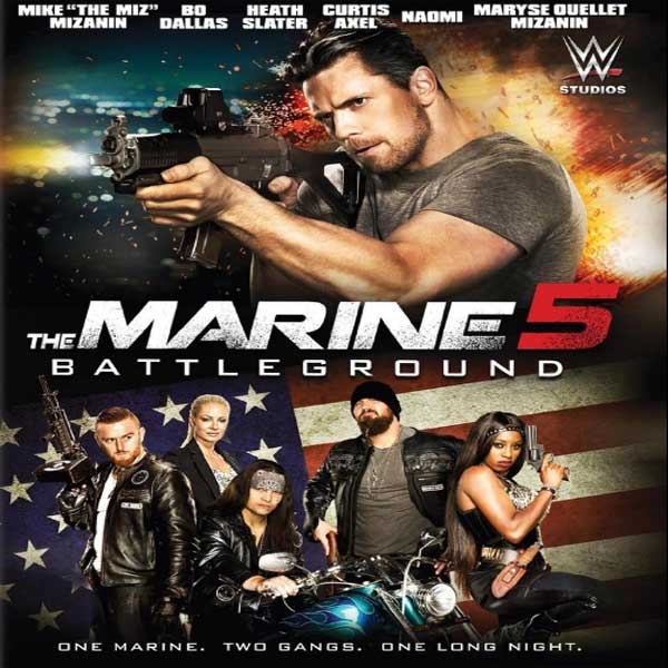 The Marine 5: Battleground, The Marine 5: Battleground Synopsis, The Marine 5: Battleground Trailer, The Marine 5: Battleground Review