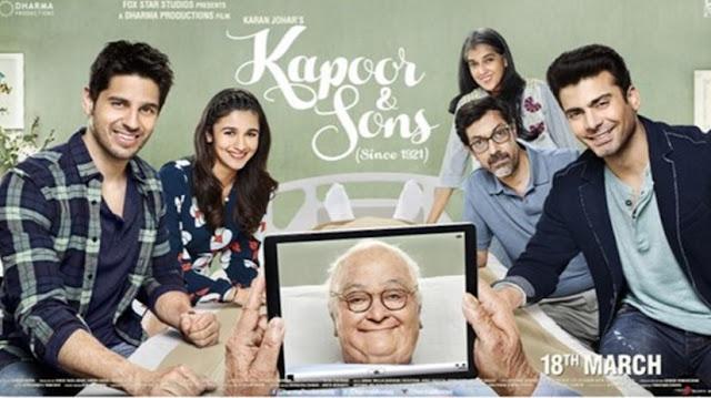 Kapoor & Sons (2016): Kar Gayi Chull Song and Lyrics