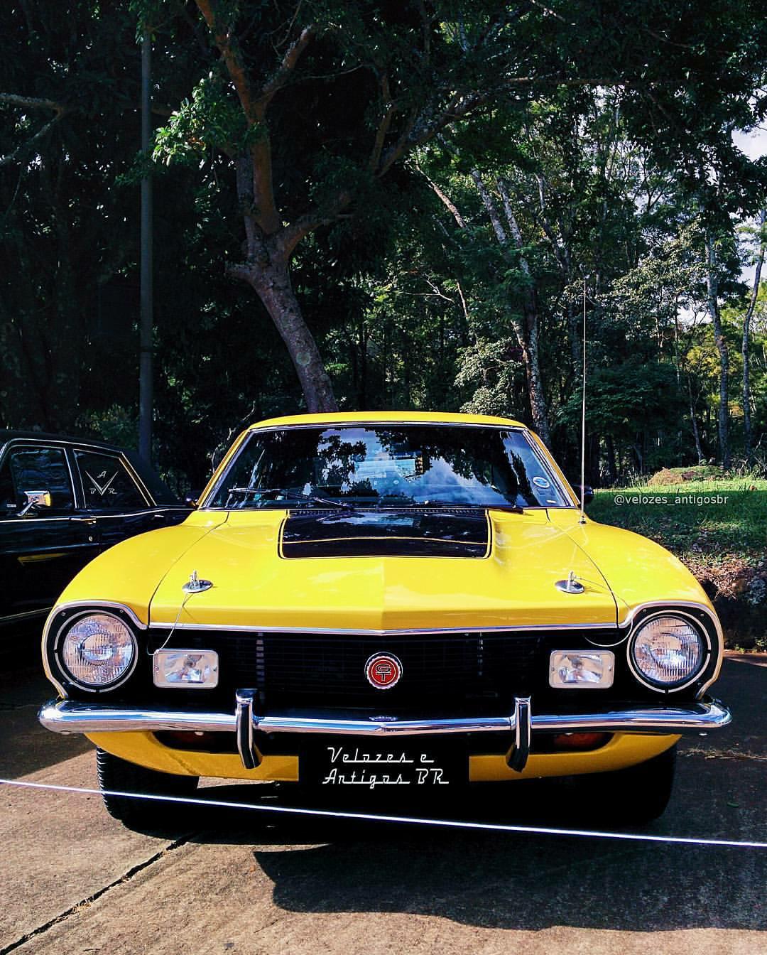 Opala V8 Supercharger: Ford Maverick GT 1975