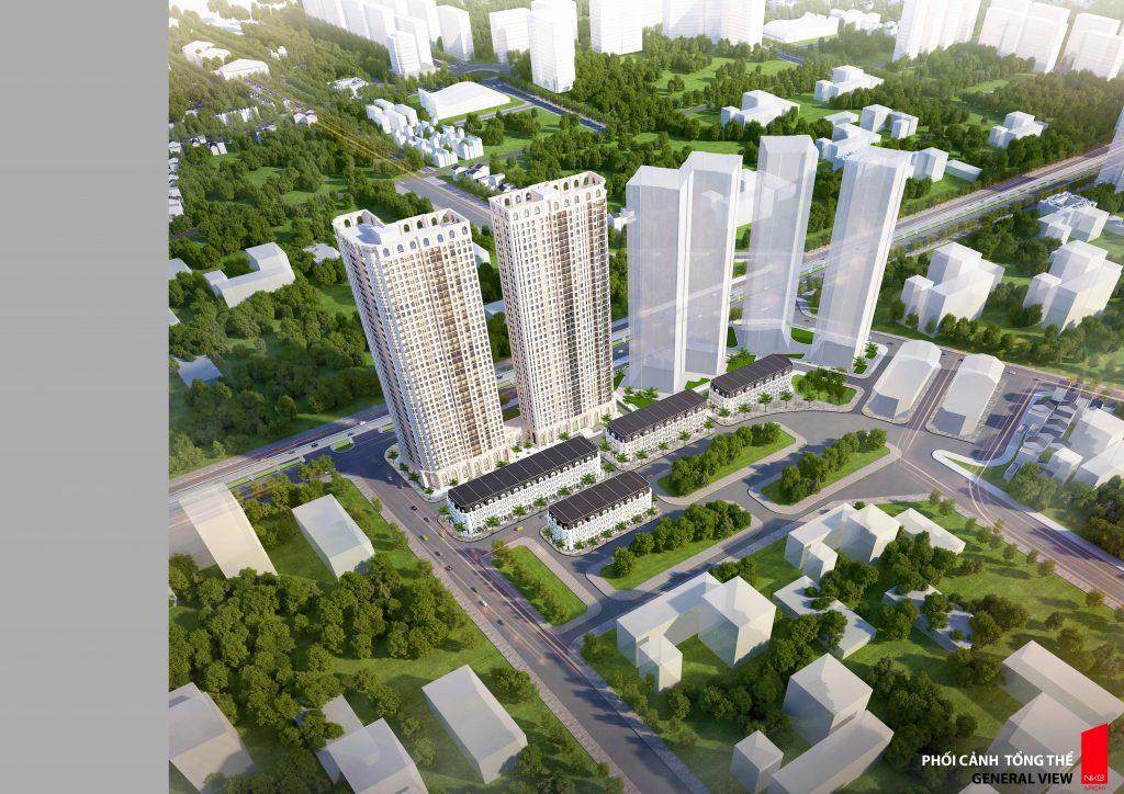 Phân khu Larissa - Athena Fulland nơi đầu tư hiệu quả nhất khu vực Tây Nam Kim Giang.
