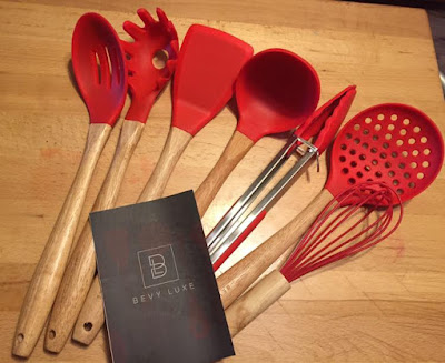 New Utensils and a Giveaway too