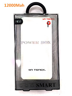 power bank trama in ecopelle 12000mah on tenck
