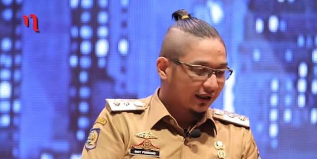 Rambut Pasha Ungu Dibilang Norak