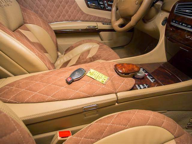 mercedes w216 cl 65 couure customs