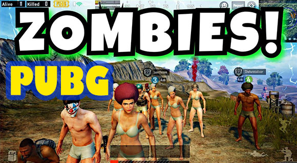 Zombie mode on PUBG Mobile | Zombie mode release date and