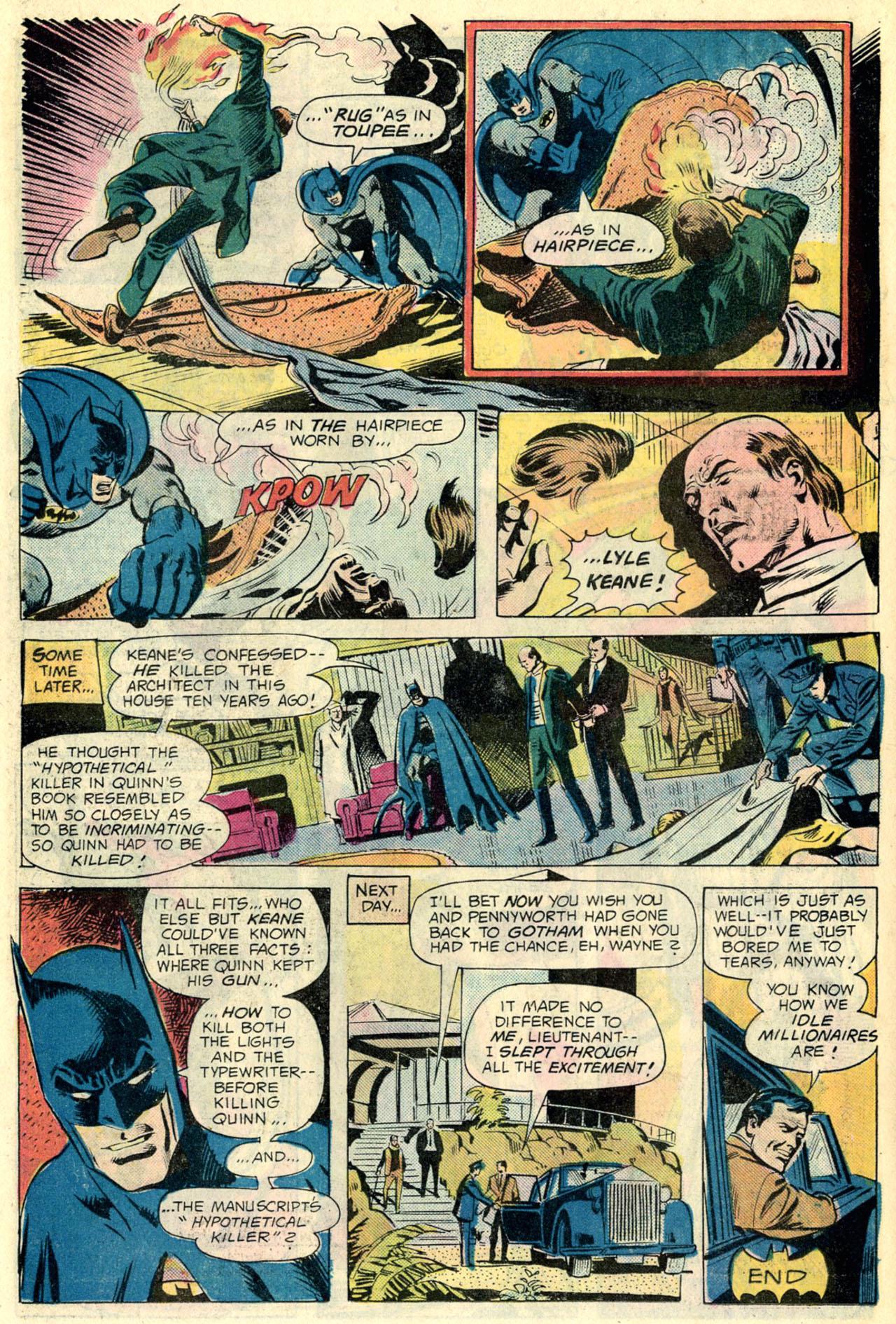 Detective Comics (1937) 459 Page 21