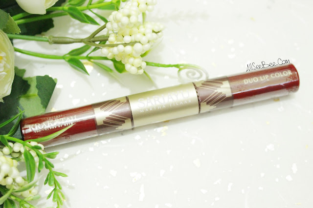sariayu inspirasi krakatau duo lip color dlck 01