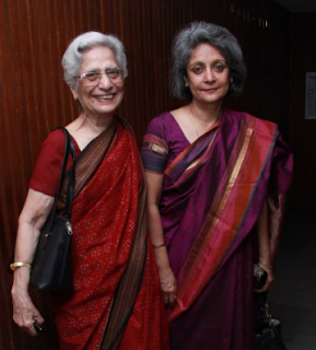 Mrs Meena and Mrs Kavita