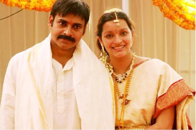 Renu Desai and Pawan Kalyan marriage