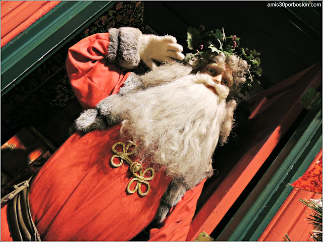 The Enchanted Village:Santa Claus