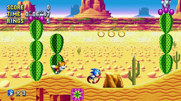 Download Sonic Mania Full Crack CPY