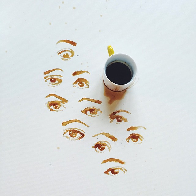 25-Eyes-Bernulia-Doodle-Drawings-and-Paintings-with-Food-Art-www-designstack-co