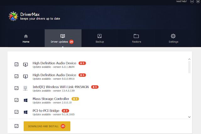 DriverMax Pro 10.16.0.32 Full Crack