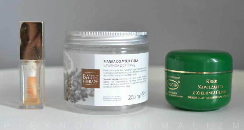 Smooth nawilżający krem z zieloną glinką, krem do cery trądzikowej, Dudu-osun czarne mydło Tropical Naturals