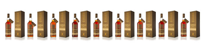 Glendronach single casks batch 11