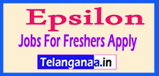 Epsilon Recruitment 2017 Jobs For Freshers Apply