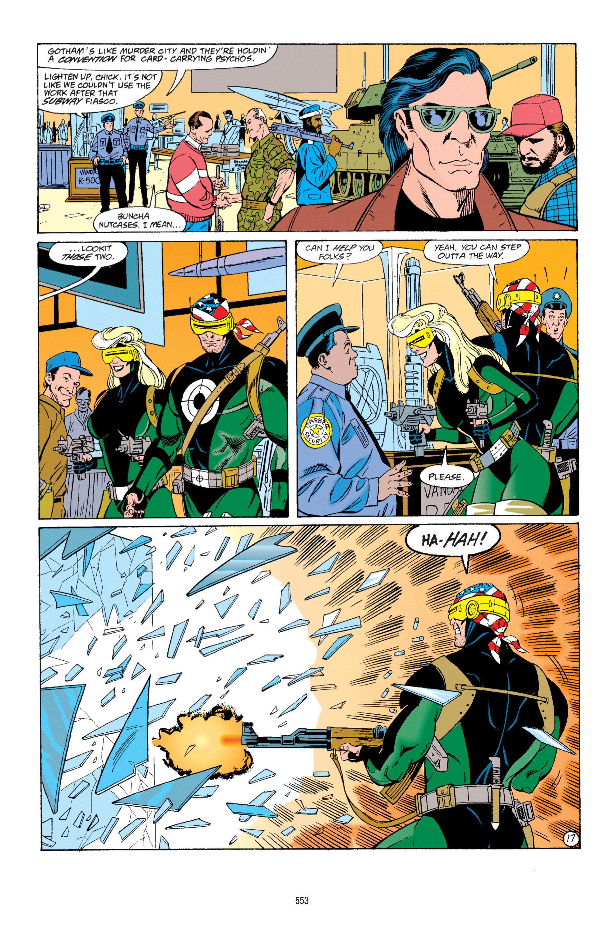 Detective Comics (1937) 674 Page 17