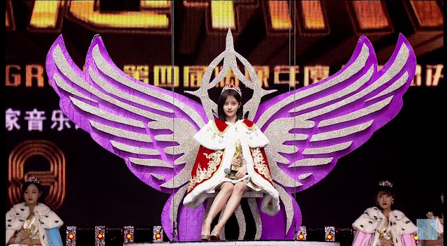 kiku snh48 ju jingyi senbatsu sousenkyo winner general election 2017