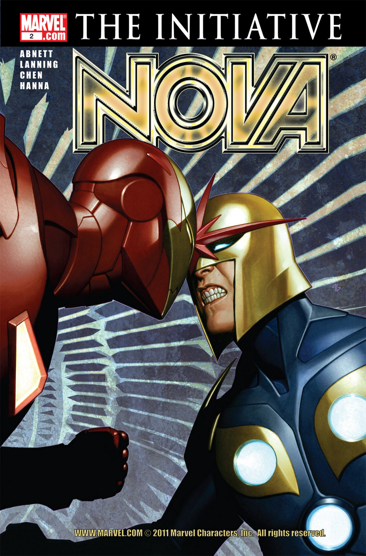 Nova (2007) issue 2 - Page 1