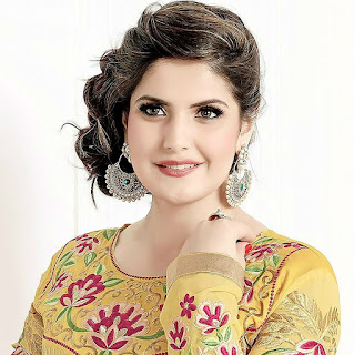 zarine khan birthday images