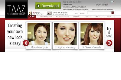 ¿Quieres cambiar de look? ¡¡Con Taaz acertarás seguro!! - Blog de Belleza Cosmetica que Si Funciona