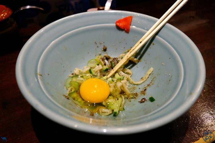 Le Chameau Bleu - Fin des JaJaMen spécialité de Morioka - Iwate - Tohoku - Japon