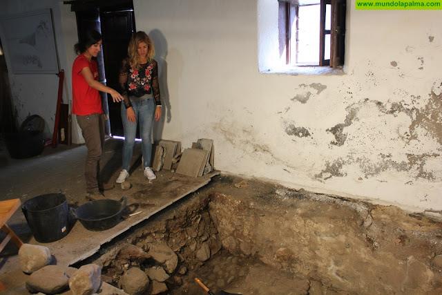 El Ayuntamiento solicitará al Gobierno de Canarias la continuidad de las excavaciones arqueológicas en el Castillo de Santa Catalina