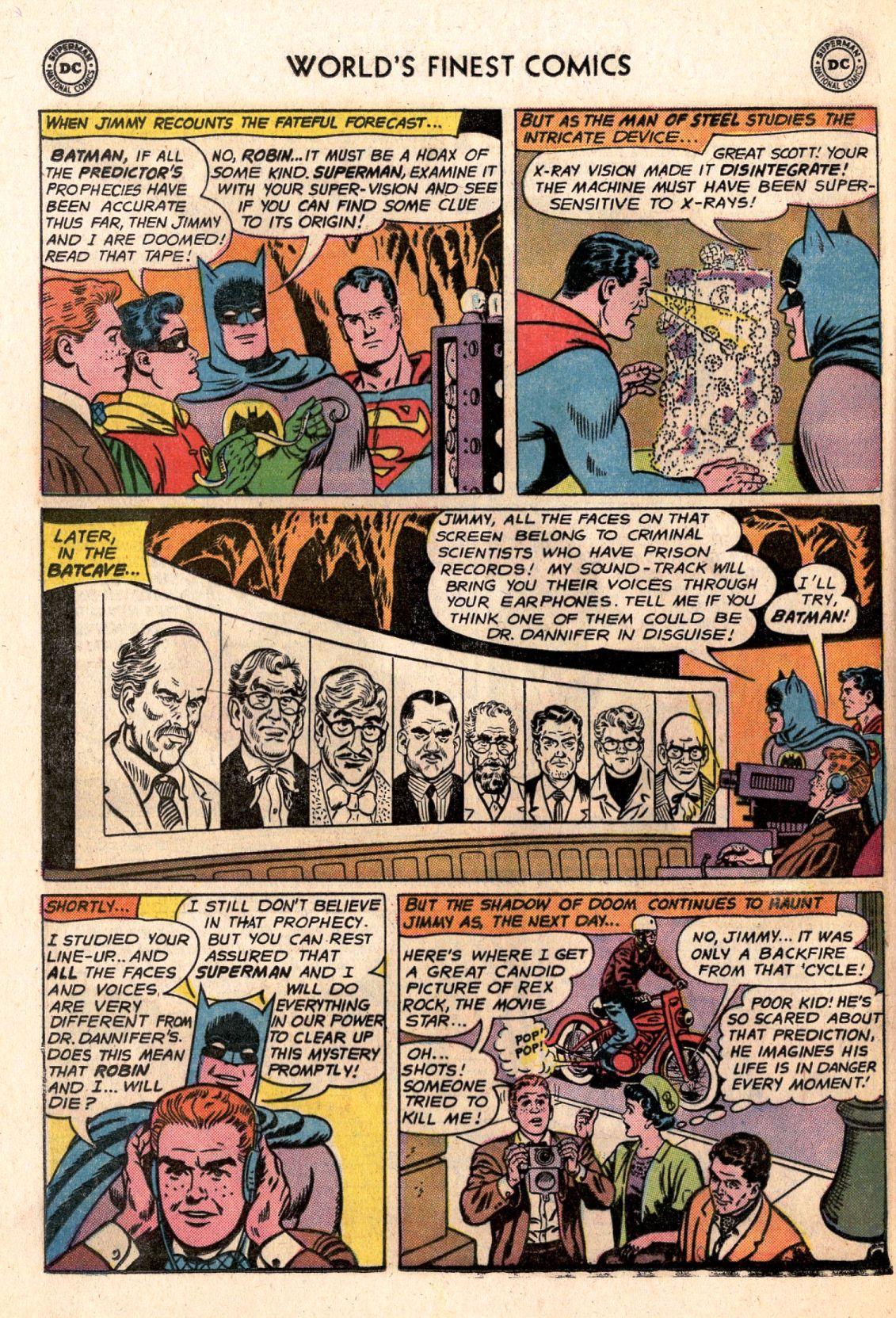 Read online World's Finest Comics comic -  Issue #141 - 8