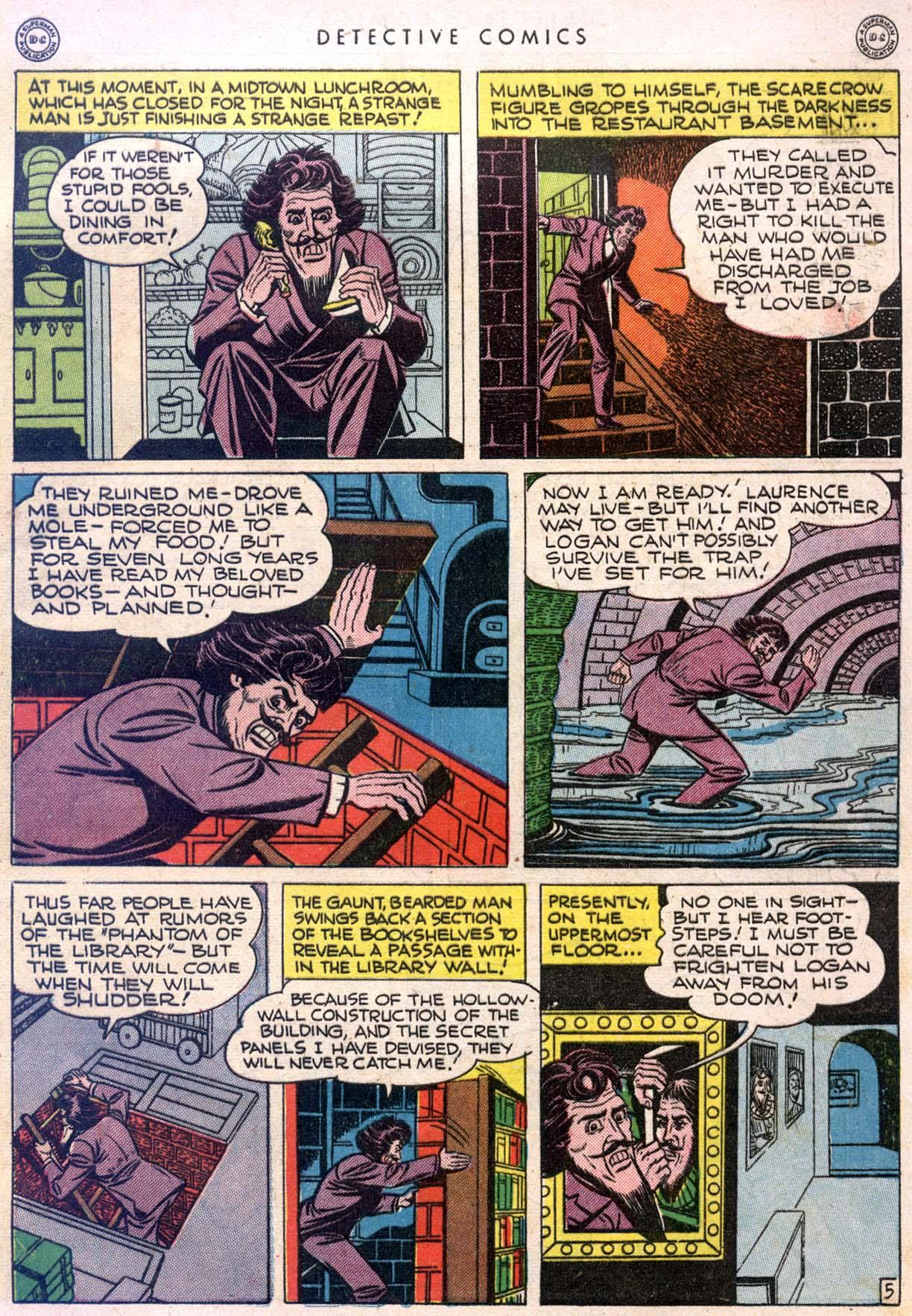 Read online Detective Comics (1937) comic -  Issue #106 - 7