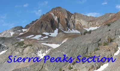 Image result for bob burd sierra peaks images