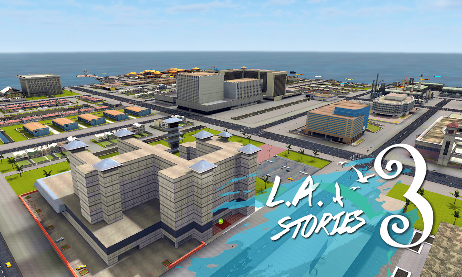 LA Stories Part 3 Challenge Accepted MOD APK terbaru