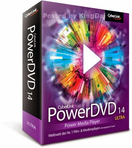 Download CyberLink PowerDVD Ultra 14