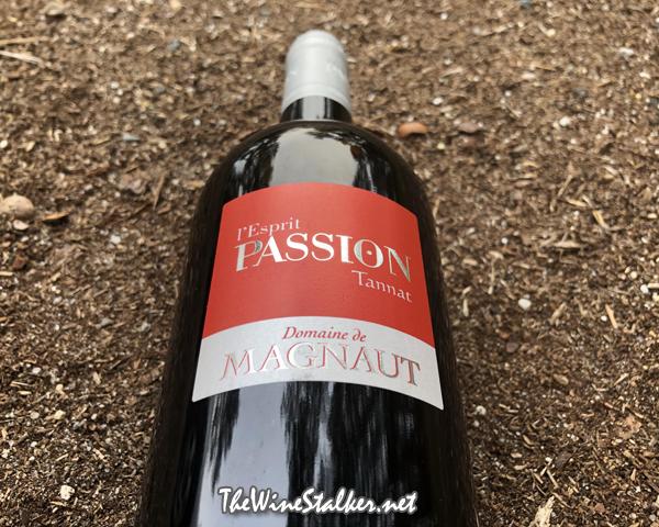 Domaine de Magnaut l'Esprit Passion Tannat 2014