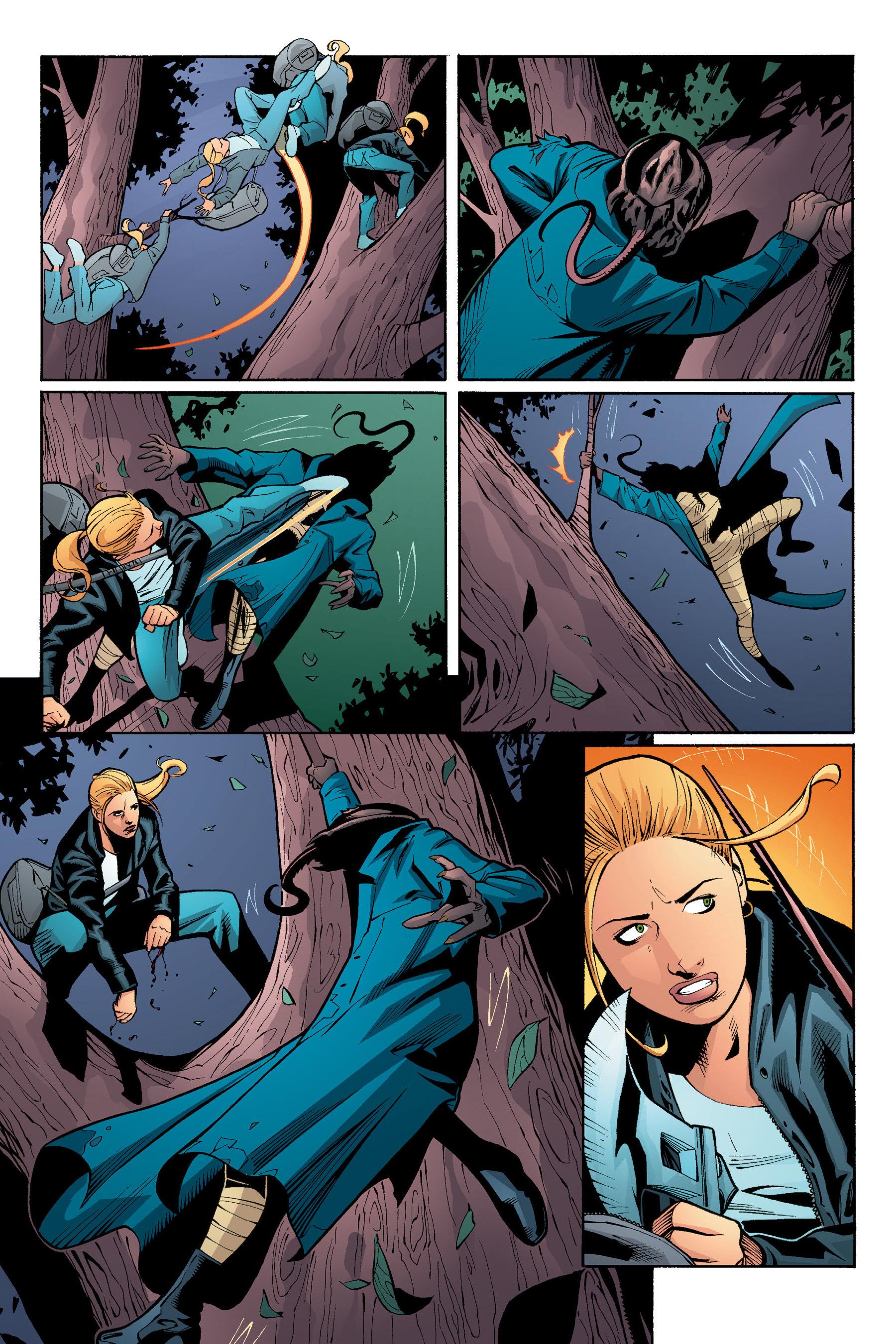 Read online Buffy the Vampire Slayer: Omnibus comic -  Issue # TPB 5 - 178