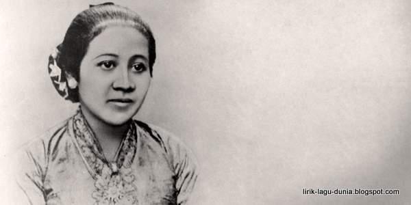 Raden Ajeng Kartini - Foto Pahlawan Nasional